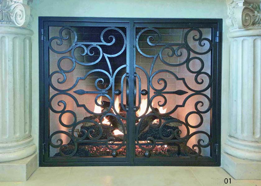 Fireplace Doors 1