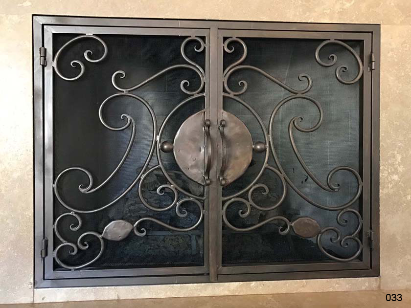 Fireplace Door 33
