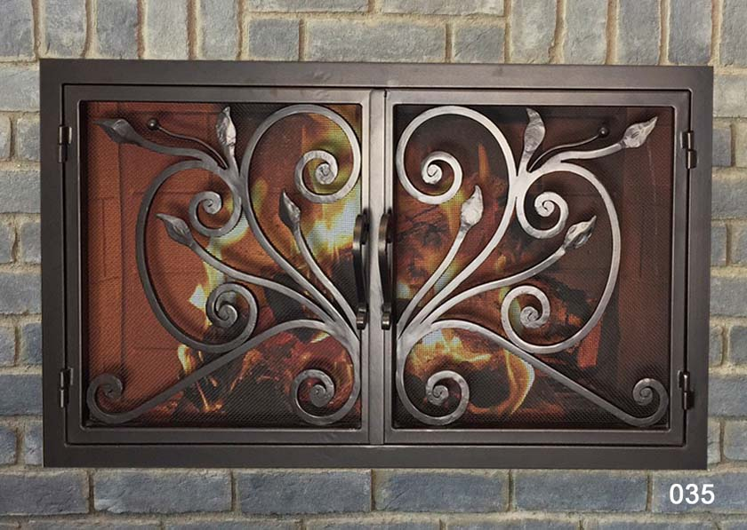 Fireplace Door 35