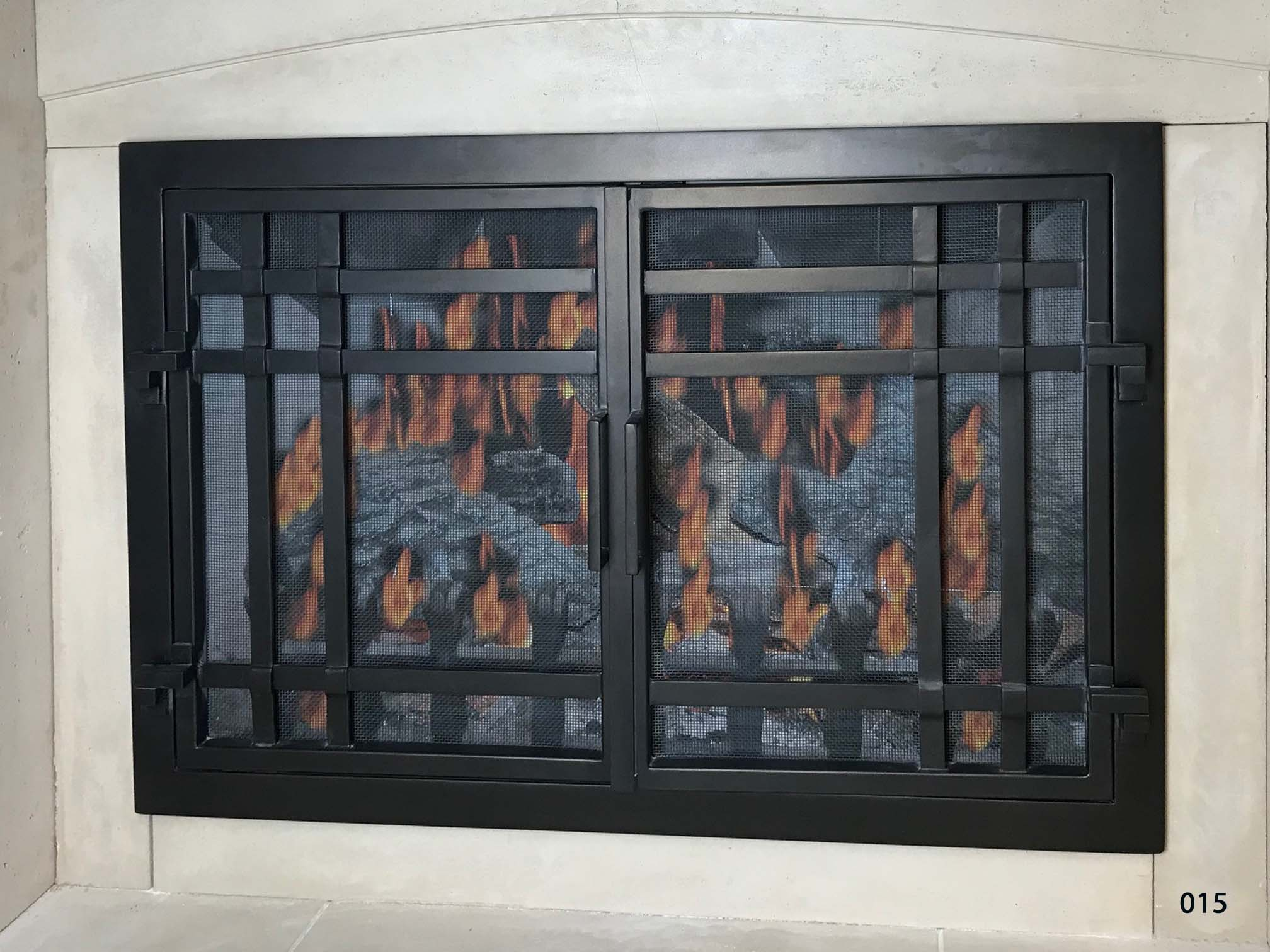 Fireplace Door 15