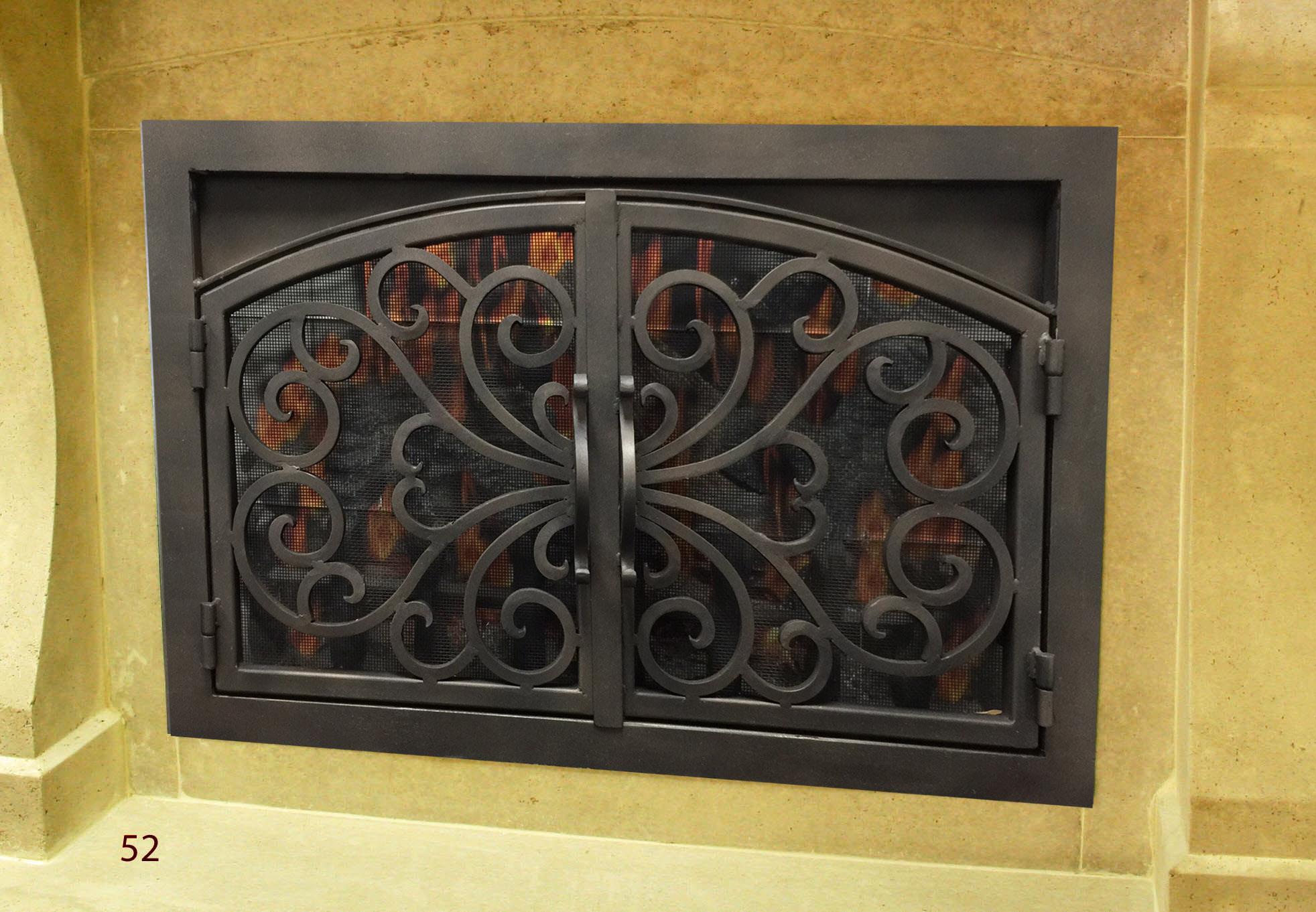 Fireplace Mantels Fireplace Surrounds Iron Fireplace Doors Catalog Page 1