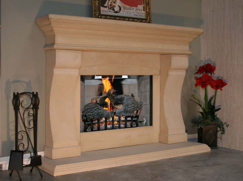 Fireplace Mantel 309