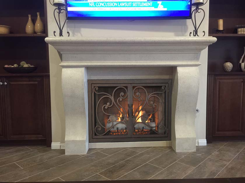 Mantel Depot All Photos Of Fireplace Surrounds Iron Fireplace Doors And Screens In San Diego