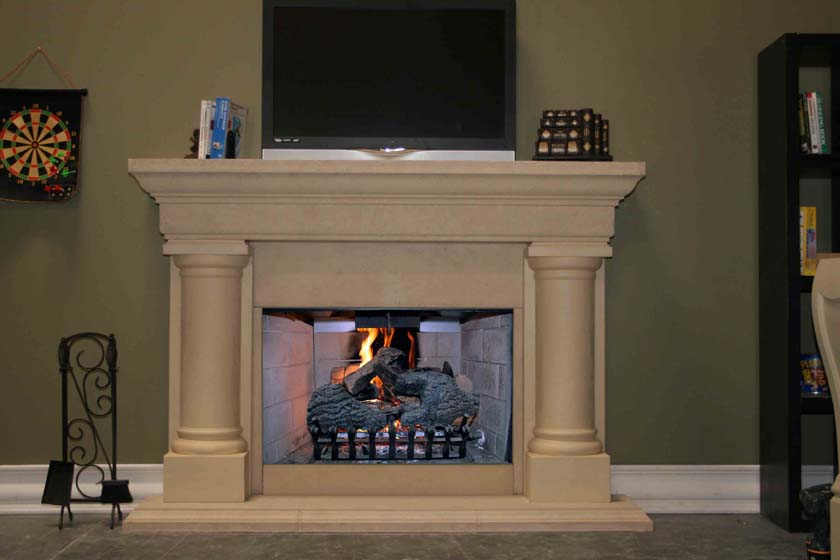 Mt610 Fireplace Mantels Fireplace Surrounds Iron Fireplace Doors And Screens In San Diego
