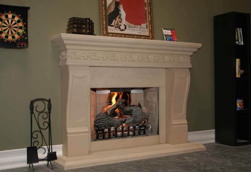 Mt704 Fireplace Mantels Fireplace Surrounds Iron Fireplace Doors And Screens In San Diego
