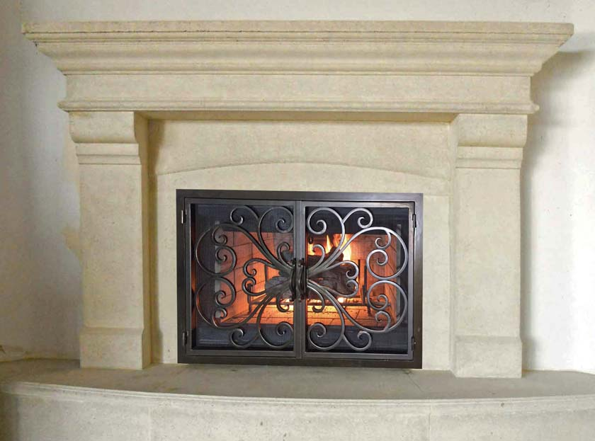 Fireplace Mantel 802
