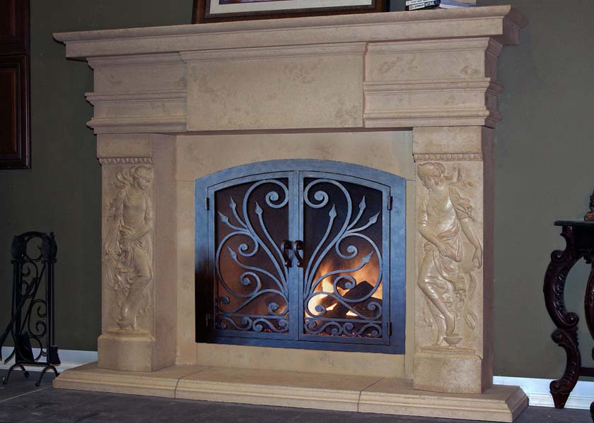 Fireplace Surrounds MT828