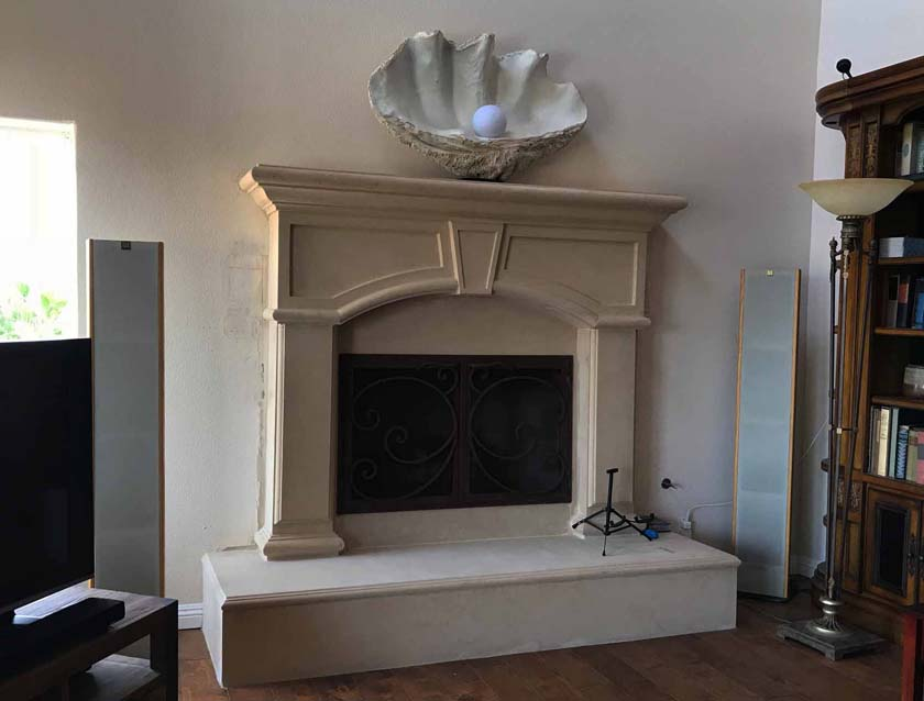 Mt920 Fireplace Mantels Fireplace Surrounds Iron Fireplace Doors And Screens In San Diego