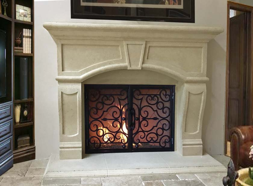 Fireplace Door 30